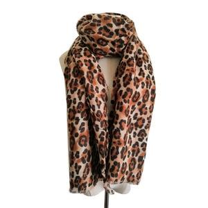 Image 5 - Modny wzór w cętki Pashmina szal kaszmirowy gorąca sprzedaż szalik dla kobiet klasyczny wzór Poncho Wrap zimowy miękki ciepły szalik
