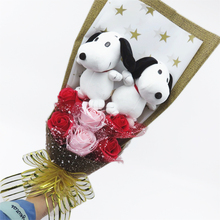 Cartoon lovely dog Plush Toys Stuffed animals