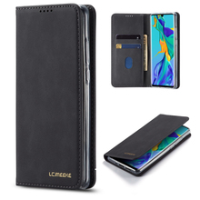 Note10Plus Note9 Note10+ Note10Pro Phone Accessories Simple Flip Wallet Leather Case For Samsung Galaxy Note 9 10 Pro Card Cover