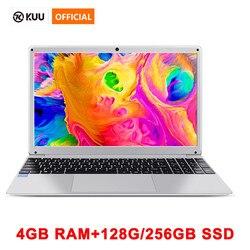 حاسوب محمول 15.6 بوصة 4GB RAM 128GB 256G SSD حاسوب محمول Intel E8000 رباعي النواة حاسوب محمول مع HDMI واي فاي بلوتوث للمكتب