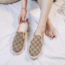 Sneakers Women Shoe Skateboarding-Shoes Ladies Flats Sweet Brand for Pink Korean Comfortable