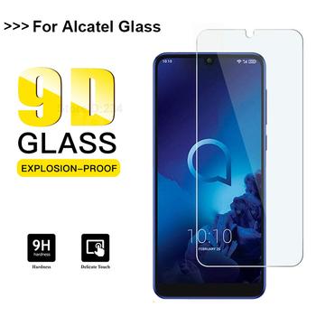Szkło hartowane dla Alcatel 1 1X 5X 1C 2019 5033D 5059D 5009D 5009A Alcatel 1 1S 3L 2021 3X 1a b SP V 1SE światła ochraniacz ekranu tanie i dobre opinie VSYTERECO FOLIA HD inny Przezroczysty TEMPERED GLASS Folia hartowana CN (pochodzenie) Folia na przód Mobile Phone 100 Brand new 2 5D Front Film