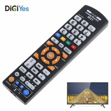 Universal TV Remote Control with learning function, 3 pages controller copy for TV STB DVD SAT DVB HIFI TV BOX, L336