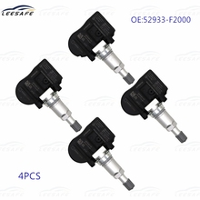 52933 F2000 52933F2000 Reifendruck Sensor TPMS für Hyundai Grandeur IONIQ I30 Kia Niro Optima Reifen Druck Monitor Sensor