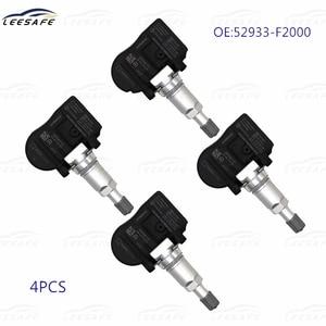 Image 1 - 52933 F2000 52933F2000 Reifendruck Sensor TPMS für Hyundai Grandeur IONIQ I30 Kia Niro Optima Reifen Druck Monitor Sensor