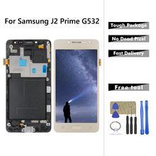 LCD For Samsung Galaxy J2 Prime G532 SM-G532 SM-G532F G532F LCD Display Touch Screen Digitizer Module Assembly