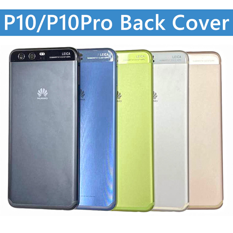 For Huawei P10 Back Battery Case Rear Door Housing Cover Case For 5.1