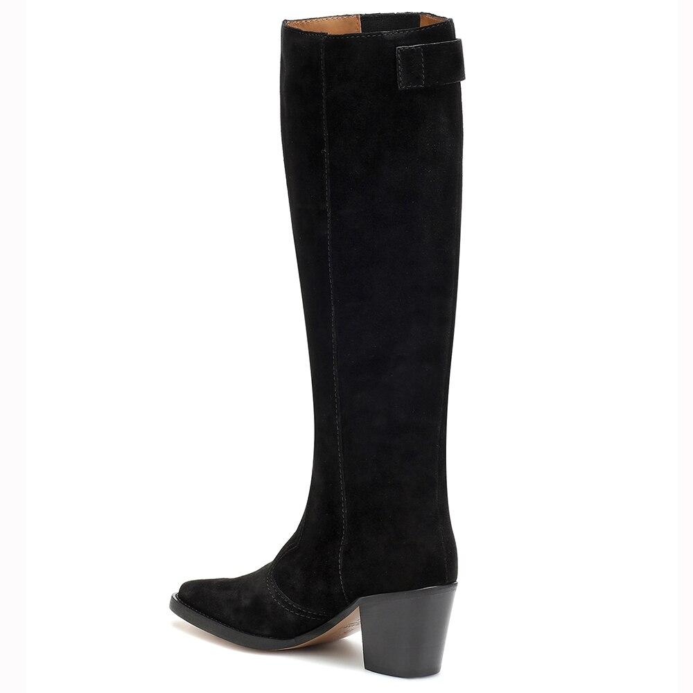 black Texas boots (1)