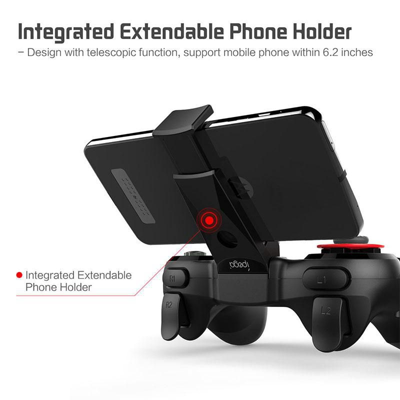 Control Bluetooth Joystick for Android Smart TV Box PC Phone Gamepad Controller Mobile Trigger Joypad VR Game Console Pad Remote