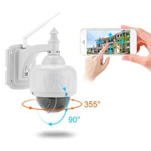 Image 4 - KKmoon 1080P Wireless WiFi IP Camera Outdoor PTZ 2.8 12mm Auto focus Waterproof H.264 HD CCTV Security Camera Wifi Night Vision