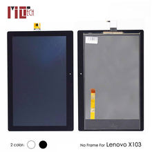 LCD Display For Lenovo X103 Tab 3 10 Plus TB-X103F TB-X103 Touch Screen Panel Digitizer Sensor Matrix Assembly No Frame 10.1''(China)