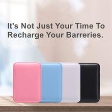 Mini Portable Power Bank External Battery Pack Powerbank for Phone Xiaomi Mi 9Smart Mobile  10000mAh все цены