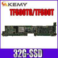 ¡Nuevo! Original para For Asus VivoTab RT TF600T TF600TG tabletas placa base mianboard logic board W/ 32B SSD