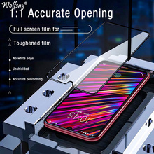 2PCS Full Glue Screen Protector for Xiaomi Redmi Note 8 Tempered Glass Cover 9H 2.5D Premium Film