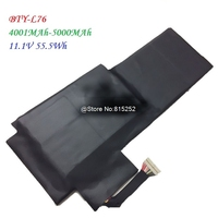 Laptop Battery For MSI GS70 GS72 GS60 MS 1771 1772 1774C703XMG BTY L76 4001MAh 5000MAh 11.1V 55.5Wh Li ion New