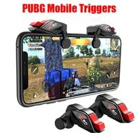 Nuovo telefono Mobile Gaming Trigger pulsante di fuoco maniglia sparatutto gioco joystick Gamepad per PUBG Fire Shooting scopo chiave Controller L1R1