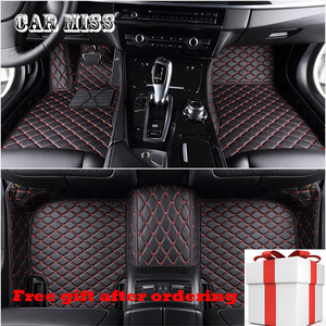 Image 5 - custom car floor mats for bmw audi Mercedes honda toyota for vw kia hyundai nissan ford auto accessories car mats