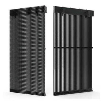 Outdoor SMD2727/3535 LED Mesh Display Vertical P8.33,horizontal p12.5,size 500x1000mm