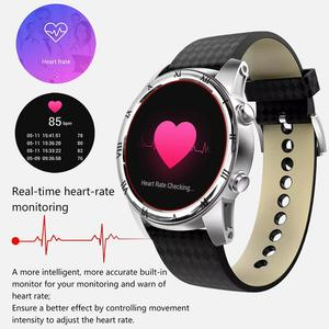 "Image 3 - KW99 3G Android Support Bluetooth Call Smartwatch Phone Heart Rate GPS Pedometer 1.39""AMOLED WIFI Sport Smart Watch Phone Men"