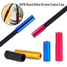 Bicycle-End-Tip Cable-Cap Cycling-Accessories Road-Bike MTB Brake/Derailleur-Shift Cover