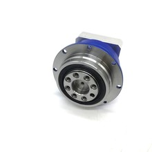 Ratio 4:1  Helical Gear Flange Output Gearbox 110Nm Planetary Reducer 16mm Input 3Arcmin 1 Stage for 750W 90mm Servo Motor Robot