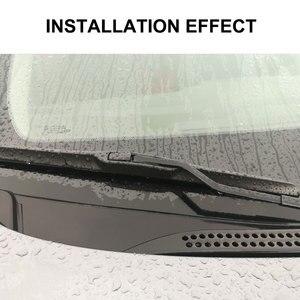 Image 5 - For Hyundai Santa Fe IX45 2013 2014 2015 2016 2017 2018 DM Accessories Front Windscreen Wiper Blade Brushes for Car Cutter U J