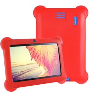 CARPRIE Universal Tablet Case Silicone Cover 7 inch tablet case for kids Soft Protective Cover For Q88 Y88 Tablet for children
