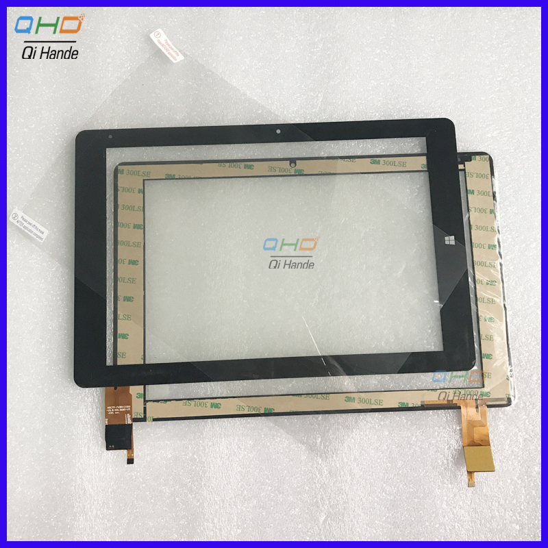 1pcs lot Black New For 10 8inch Chuwi HI10 plus CWI527 CW1527 Tablet touch screen Panel digitizer glass Sensor Replacement