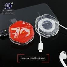 Nano-Stickers Magic Rubber-Pad Phone Multi-Function Lazy-Velcro Adsorption No-Trace Universal