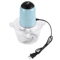 Abd Plug elektrikli mutfak kıyıcı et değirmeni çok fonksiyonlu ev mutfak robotu et mutfak mikseri Kıyma Makineleri    -
