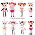 Новинка 2020, Оригинальная кукла Metoo, мягкие плюшевые игрушки с мультяшными животными для дня рождения, подарки для детей, индивидуальное имя ...