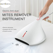 Xiaomi Deerma CM800 Mites Vacuum Cleaner Handheld Light And Heat Shock UV Lamp Remove Mites Strong Suction Cleaner Instrument