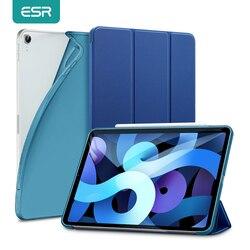 ESR-coque pour tablette souple, coque pour iPad Air 4 2020, 7e génération 2019, coque intelligente, iPad Air 4 2020