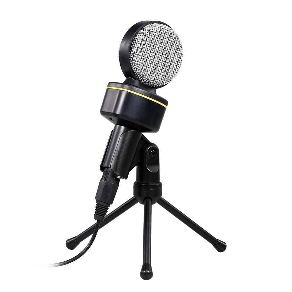 Usb'li mikrofon bilgisayar konferans mikrofonu çok yönlü kapasitif masaüstü  mikrofon toplantı Karaoke ses sohbet|Microphones