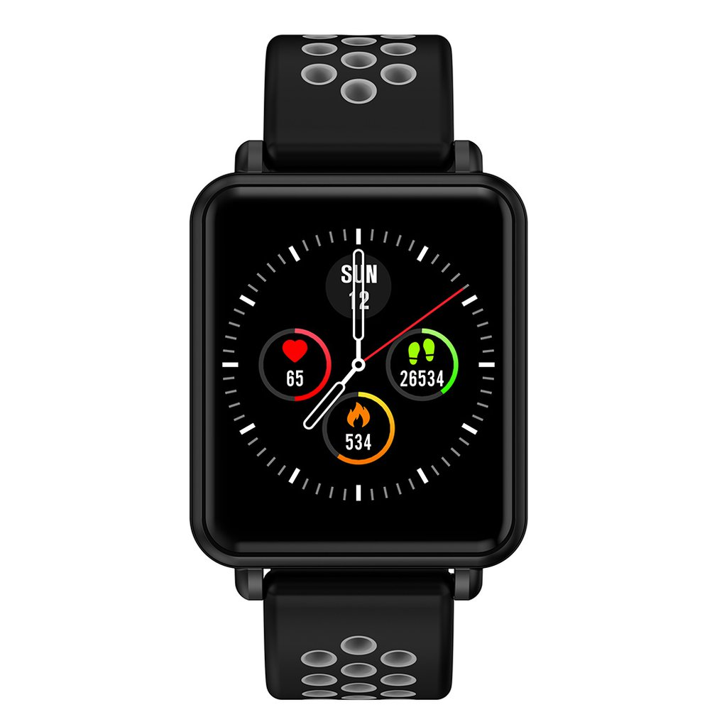 Colmi Land1 Smart Watch Bracelet Heart Rate Band Pedometer Waterproof Fitness Tracker Wristband For Ios And Android