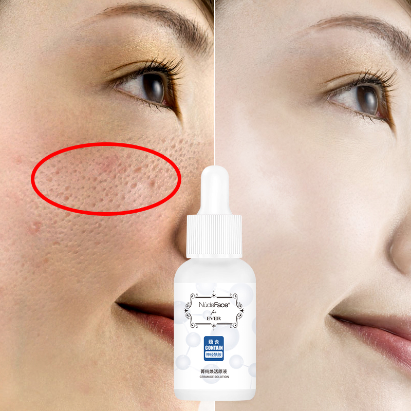 Face Serum Korean Whitening Essence Hyaluronic Acid Anti-Aging Acne Shrink Pores Hydration Skin Care Anti Wrinkle Serum Facial