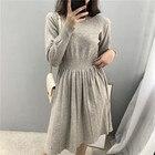 Sweater Dress Elegan...