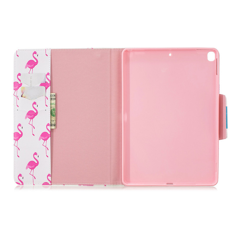 10.2 Case 2019 iPad Unicorn For 7th Cartoon Cover For Wekays 10.2