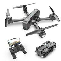 Holy Stone HS270 Drone 2k Profesional 5G GPS FPV Drone FOV 120 ° plegable Dron Profesional RC Quadcopter 18 minutos de tiempo de vuelo