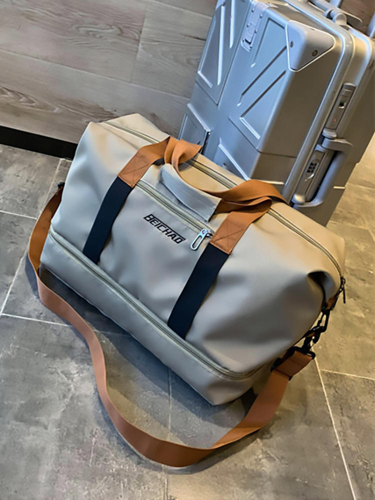 Travel-Bags Weekend Crossbody Voyage Large-Capacity Female Waterproof Femme Fashion Women