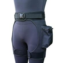 Технологичные шорты с карманом для мужчин, для подводного плавания, серфинга, плавания, подводной охоты, каякинга, короткие штаны-черный