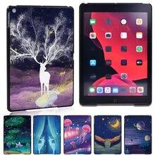 Тонкий чехол для планшета защитный apple ipad 8 2020 го поколения