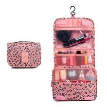 Водонепроницаемая сумка для хранения косметики для путешествий, косметичка для женщин, органайзер для макияжа из полиэстера, Женская сумочка, косметичка, моющиеся мешки для ванной