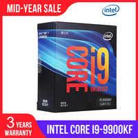 Processeur d'ordinateur de bureau Intel Core i9-9900KF 8 cœurs jusqu'à 5.0 GHz Turbo débloqué sans processeur graphique LGA1151 300 série 95W
