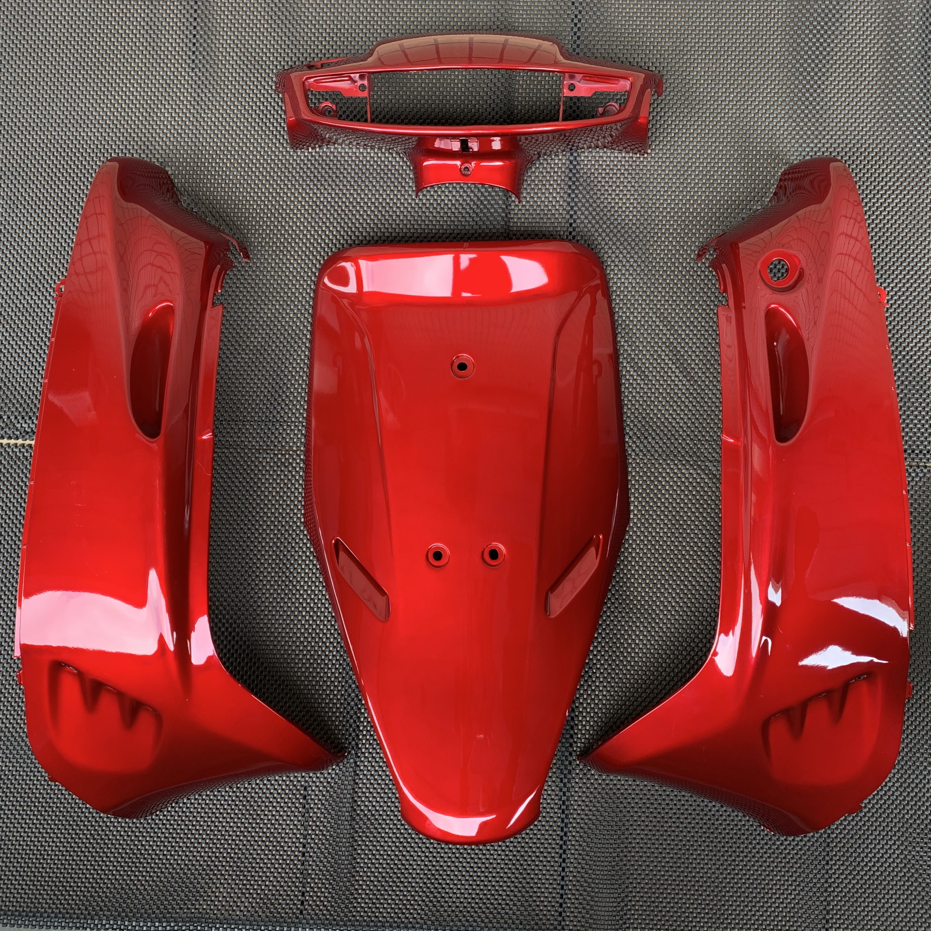 Body Kit For DIO 27 AF27 Outer Panel Scooter Shell Tail Light ABS Plastic Dio50