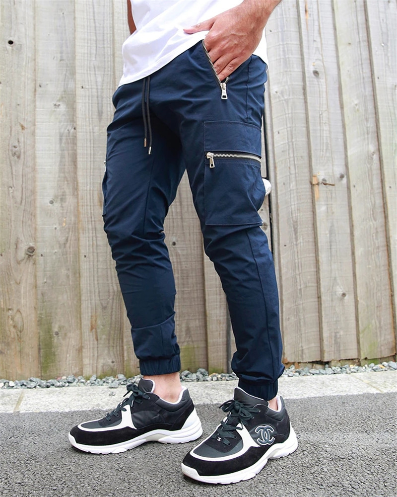 2021 Sportswear Joggers Outside Men's Casual Pants Quickly Dry Breathable Male Pants Men Trousers & Sweatpants Active Pants