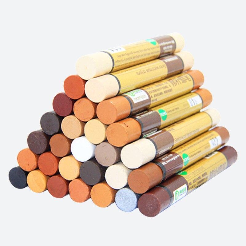 Urniture краска для пола ремонт дерева царапины питания ручка для пола патч материалы краски офиса композитный школьный ремонтный воск