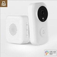 Youpin Zero AI FaceระบุIR Night Vision 720P Doorbell C3ชุดการตรวจจับการเคลื่อนไหวSMS Push Intercomฟรีcloud