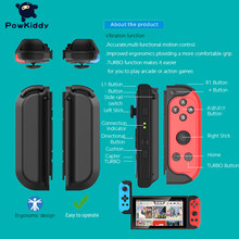 For Nintend Switch Wireless Bluetooth NFC Joy Controller Video Game Vibration Gamepad For Switch Joystick Fullcolors Joypad