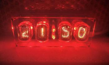 Diy Tube Glow Tube Clock Kit Module Core Board IN12 IN-12 PCBA, No Display